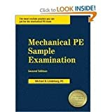 img - for Mechanical PE Sample Examination 2nd (second) edition book / textbook / text book