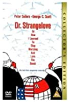 Dr. Strangelove (Collector's Edition) [DVD] [1964] [2002]