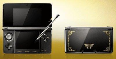 ニンテンドー3DS ゼルダの伝説25周年エディション