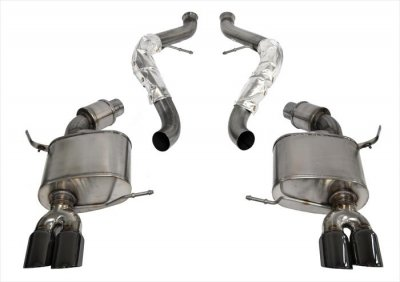 Corsa Performance 14568BLK Sport Cat-Back Exhaust System