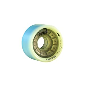 Reckless Evader XE Mint Green - 88A Quad Roller Derby Skate Wheels