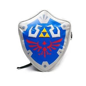 Nintendo The Legend Of Zelda Shield 3D Zaino