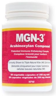 MGN-3 250mg -Regular Musculation BioBran