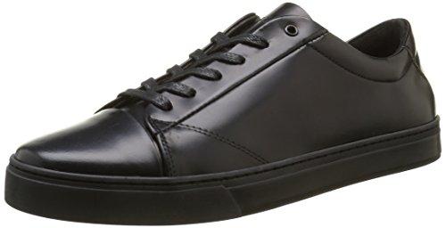 AzzaroBardio - Sneaker Uomo , Nero (Noir (Noir 02)), 44