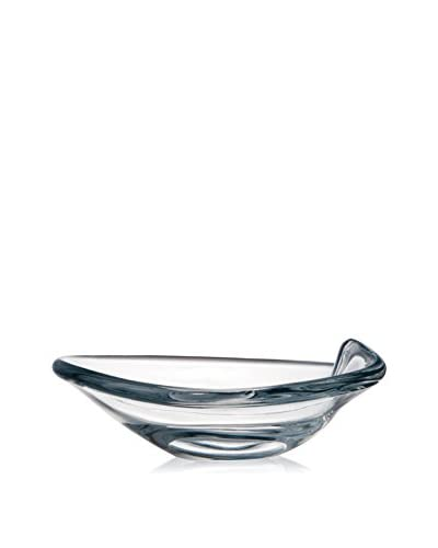 Nambe Crystal 9 Smooth Bowl, Clear