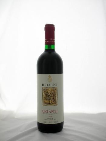 ベリーニ キャンティ【Bellini Chianti】【イタリア産・赤ワイン・辛口・ミディアムボディ・750ml】