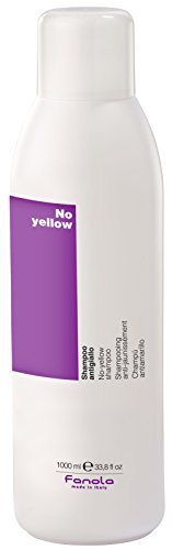 No Yellow Shampoo 1000ml Antigiallo Fanola ® capelli grigi superschiariti decolorati