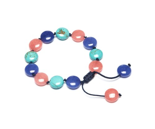 Lola Rose 'Tabitha' Multi Blue Semi Precious