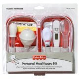Fisher-Price 6pc. Healthcare Kit with Travel Case