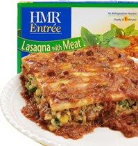 Hmr Lasagna With Meat Sauce Entrée