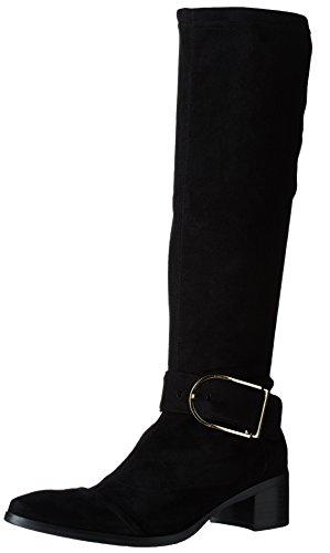 Jb MartinBalcan - Stivali Donna , Nero (Noir (T Suede Str/A Bloquer Noir)), 37