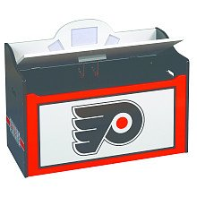 Guidecraft NHL Philadelphia Flyers Toy Box