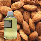 Sweet Almond Oil 8 Oz Bottle.