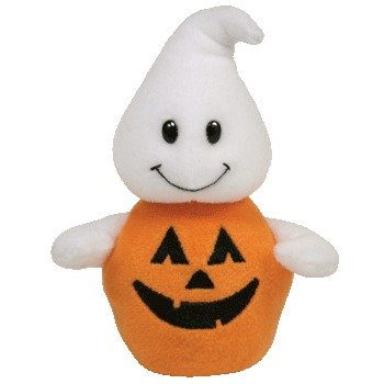 Beanie Baby - GHOSTKIN the Pumpkin Ghost