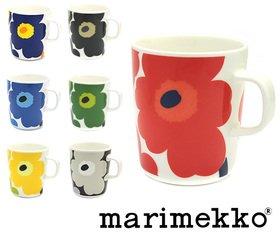 (マリメッコ)MARIMEKKO マグカップ ウニッコ marimekko 063431 UNIKKO マグカップ 250ml 選べる7カラー[並行輸入品]