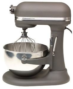 New Kitchenaid Pro Stand Mixer 450-W 5-Qt Kv25G0Xgr All Metal Imperial Grey One Day Shipping Good Gift Fast Shipping front-124441