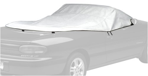 Covercraft Custom Fit Sunbrella Series Fabric Convertible Interior Cover, Toast front-599762