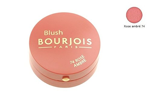 Bourjois Little Round Pot Blush - 74 Rose Ambre