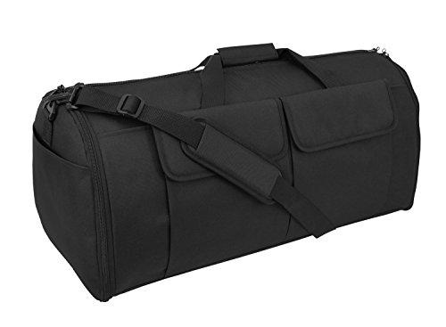 Code Alpha Hybrid Garment Duffel Bag, Black (Garment Bag Hybrid compare prices)