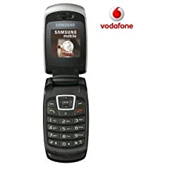 Vodafone ORIGINAL CallYa Samsung SGH-C260 Prepaid Handy mit 5 Euro Startguthaben