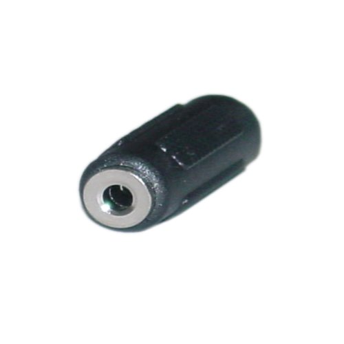 Offex Of-30St-Stff 3.5Mm Stereo Coupler/Gender Changer, Female To Female