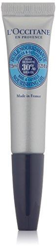 L'Occitane Shea Butter Nail & Cuticle Nourishing Oil Trattamento Per Unghie - 7.5 ml