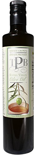 Extra Virgin Olive Oil Best EVOO Cold Pressed Pure Premium Estate Oil from California. 500ml (Pressed From compare prices)