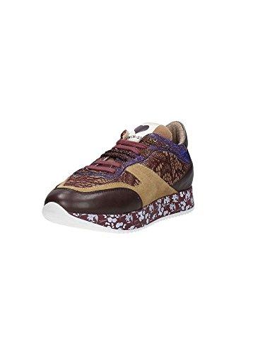 Twin-set Ca6tun Sneaker DONNA Bordo, Taglia 36