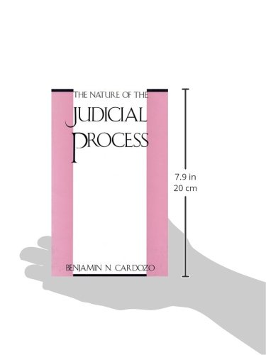 The Nature of the Judicial Process (Storrs Lecture)