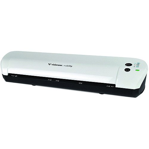 Visioneer Mobility Mobile Color Cordless Scanner
