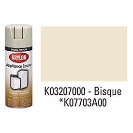 Krylon Appliance Epoxy Paint Bisque - Lot of 6 (Bisque Appliances compare prices)