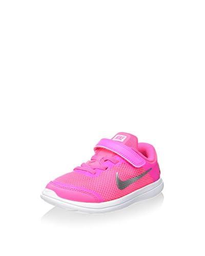 Nike Zapatillas Flex 2016 RN (TDV) Fucsia