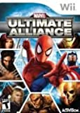 echange, troc Marvel ultimate alliance