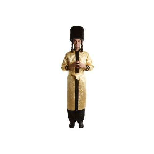 Jewish Grand Rabbi Robe Adult Costume Size XX-Large (XXL)