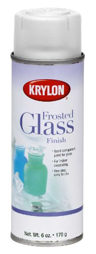 Krylon Frosted Glass Spray Paint