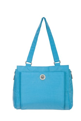 Baggallini Bali Satchel, Dolphin, One Size