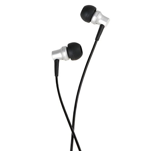 The high fidelity in ear headhones with solid sound performance