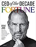 "Fortune Magazine (November 23, 2009 - Cover: ""CEO of the Decade"", Volume 160, Number 10)"