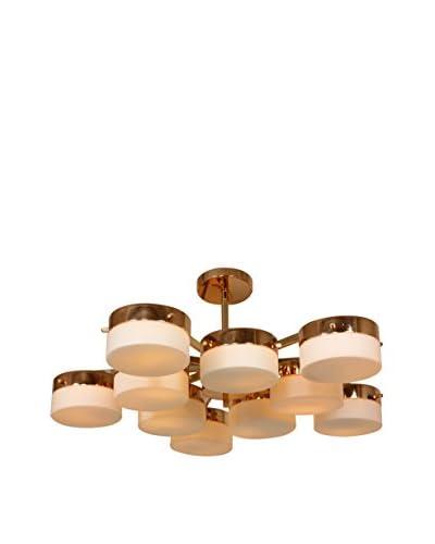 Control Brand Multiplex Pendant, Gold