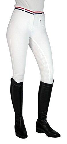 john-whitaker-international-femme-pantalon-de-b079-rotterdam-blanc-blanc-size-24-size-36-size-42