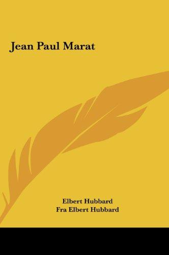 Jean Paul Marat Jean Paul Marat