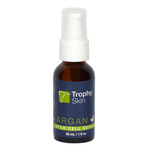 Argan Oil Stem Cell Serum 1 Oz. - Anti Aging