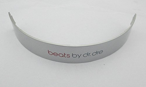 Goodies® Replacement Top Headband For Beats Studio Headphones Sliver Color