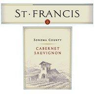 St. Francis Cabernet Sauvignon 2007 750Ml