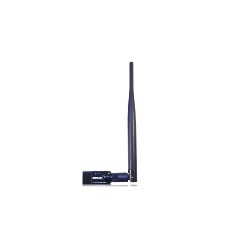 Vicstone WU107EC 150Mbps WIFI USB Adapter 802.11n Wireless PC laptop WIFI Network receiver transmitter