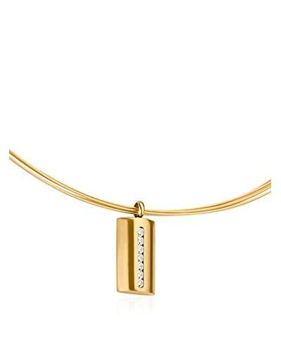 Pearleffects Collar Asser Dorado