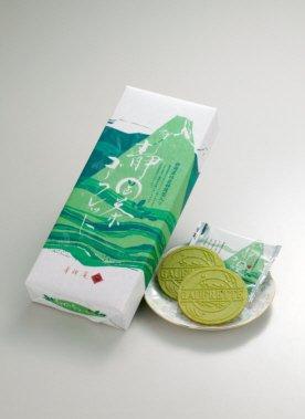静岡茶ゴーフレット【12枚入り】