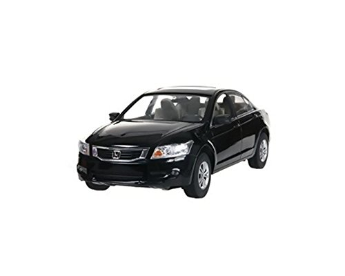 Azimporter Preschool Children Activity Playset 1:14 Honda Accord Black front-706719