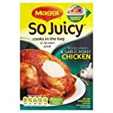 Maggi So Juicy Rosemary & Garlic Roast Chicken 36G