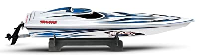 "Traxxas 38104-1 Blast: 24"" Race Boat (Fully Assembled), Ready-To-Race, Colors May Vary"